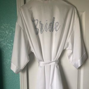 Victoria's Secret OS Bride Robe